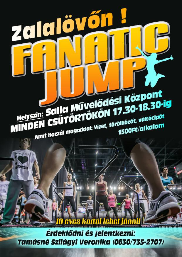 Fanatic Jump Zalalövőn